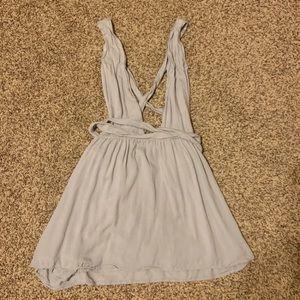 Multi-way wrap dress